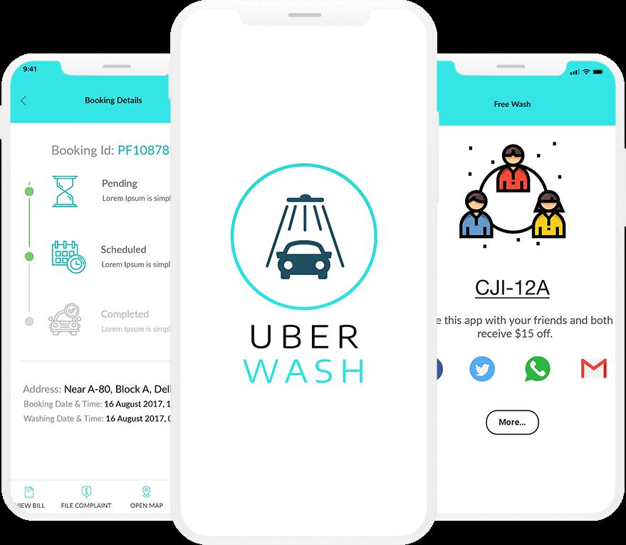 Uber Wash